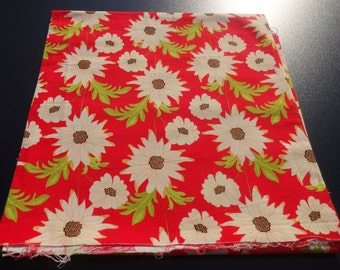 Sandi Henderson * DAISY PATH ** MEADOWSWEET ** Michael Miller *cotton  designer fabric Sewing Quilting