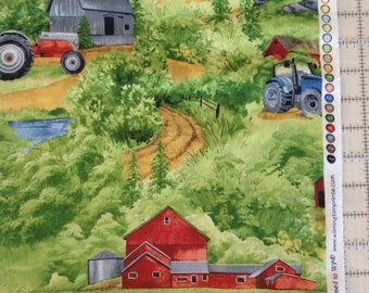 Green Mountain Farm by Jane Maday license toWp patt#28109