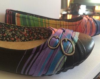 Sarape shoes