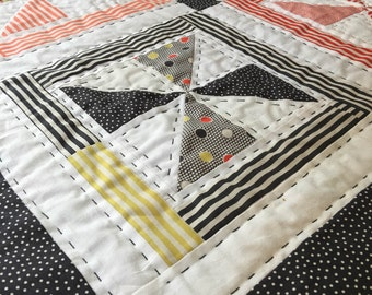 Baby quilt/ Play Quilt