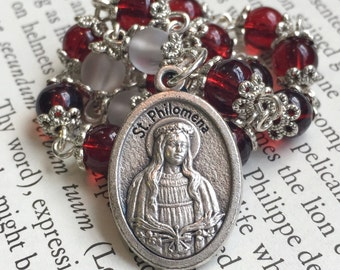 Chaplet of Saint Philomena