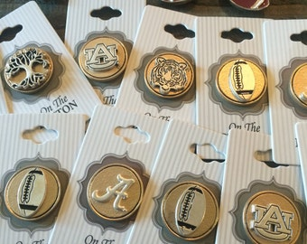 Collegiate On The Button Snaps(ask for special pricing on 3 or more)