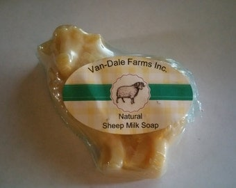 Natural Sheep Milk Soap