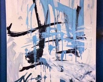 Claw, Original Artwork on Canvas
