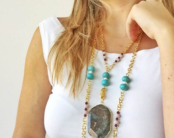 The Leyla  Necklace