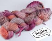 Aran Organic Yarn - Earth