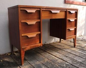 Johnson-Carper mid century vintage desk