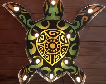 Light Up Turtle
