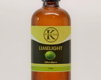 Limelight Aftershave