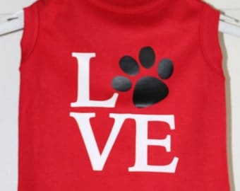 Dog LOVE Shirt