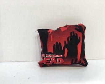 The Walking Dead cat toy