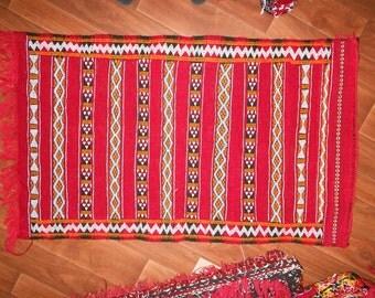 Moroccan carpet kilim L134 l080 H000 D000
