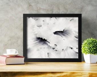 Printable Abstract Wall Art, Minimalist Print, Instant Download, Downloadable Art, Affordable Wall Art