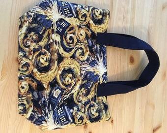Medium Cotton Handbag