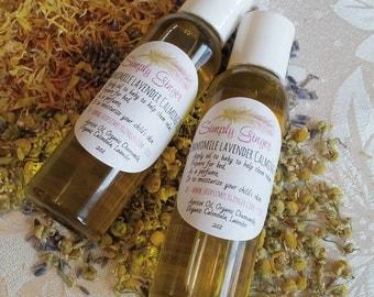 Herbal Calming Baby/Toddler Oil