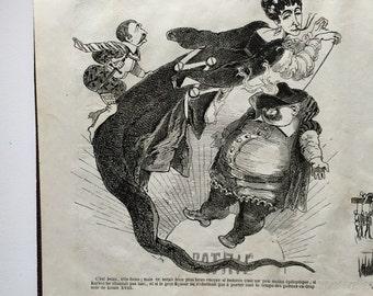 Almanach de la Vie Parisienne, 1870.