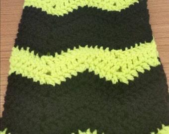 Tween neon cowl, infinity scarf, accessories for teens