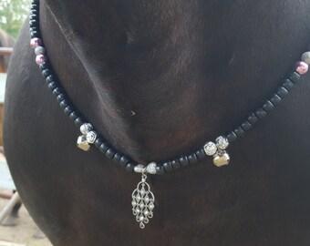 Horse Rhythm Beads (pink)