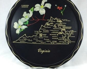 Virginia Souvenir Tray