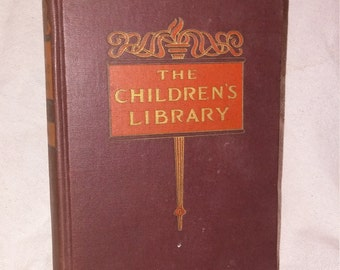 1927 The Childrens Library of Hymns edited by Dolores Bacon