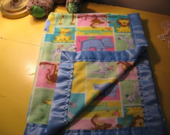 Soft Fleece Baby Blanket