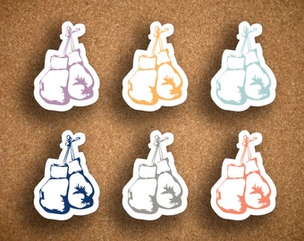 Inkwell Press Boxing Glove Icon Planner Stickers IWP-DCBG1