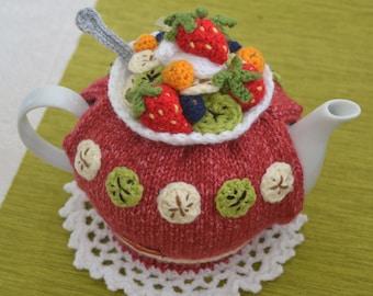 Fruit Salad Tea Cosy