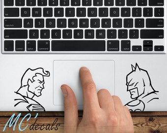 Macbook decal/ sticker/trackpad vinyl decal/ laptop/ macbook sticker/ air/ pro/ cover/ skin/ retina/ mcdecals 63