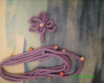 Purple wool sets