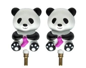 Panda Cable Stopper SM HiyaHiya Panda Cable Stop SMALL Interchangeable Needle Set Panda Needle Stop Interchangeable Part Cable Needle Stop
