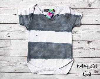 Baby Burglar Babygrow -Black and White Striped Cotton Baby Grow; Baby Halloween Costume Girl, Baby Halloween Costume Boy Halloween Outfit
