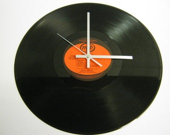 "John Lennon - ""Mind Games"" Record Wall Clock"