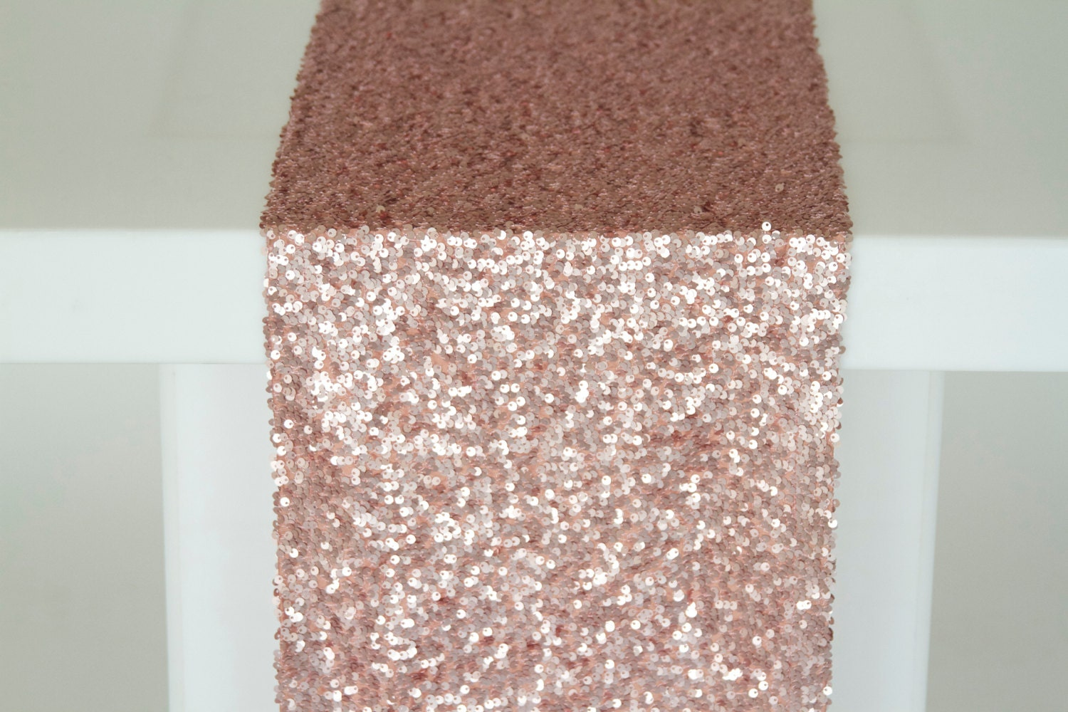 Sequin Tablecloth Blush Sequence Baby Shower Table Cloth