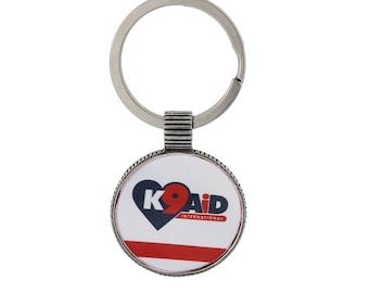 K9Aid International Keychain