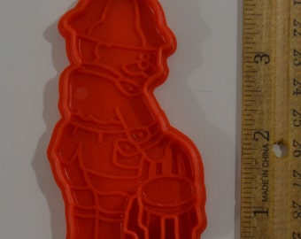 """Vintage C.P.G. Lion Tamer Circus Cookie Cutter 