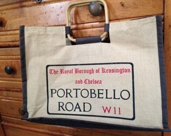 Portobello Road Market bag