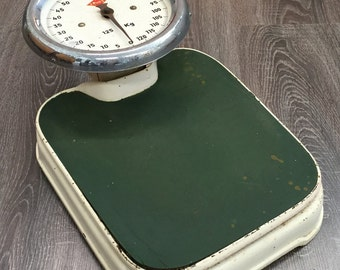 Vintag Krups scales, medical scales, scales, 60s