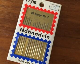 Nadelbriefchen needles sewing needles Prym
