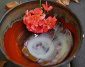 Large serving bowl/ decorative bowl/ salad bowl/ large bowl