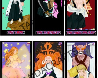 Bleach Tarot
