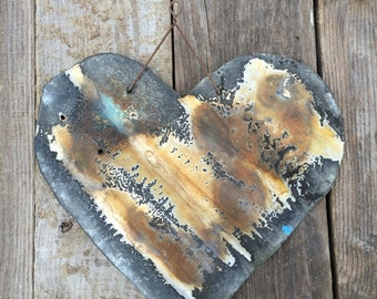 Corrugated Meatal Heart