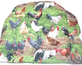 Chickens and Chicks Tea Cosy