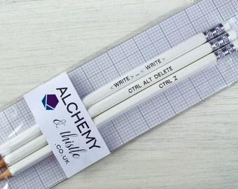 Computing Pencil Set