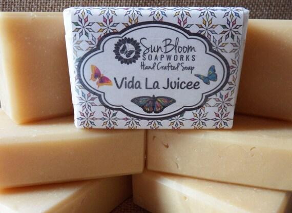 SALE! - Vida La Juicee Soap (Only 1 Bar Left!)