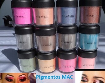 Eyeshadow Pigment Mineral Lots 10 unid