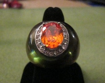 wizard of oz emerald city ring.