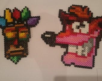 Crash Bandicoot Sprites Pixel art