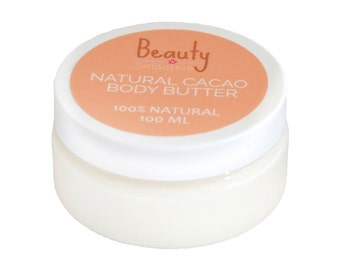 Natural Cocoa Body Butter