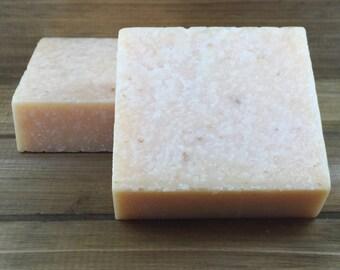 Mango Salsa Scrub Soap Bar
