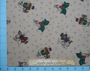Country Angles Cotton Fabric Fat Quarter 18 X 22